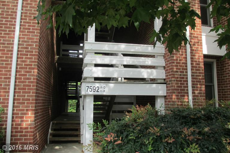 7592 Lakeside Village Drive #A, Falls Church, VA 22042