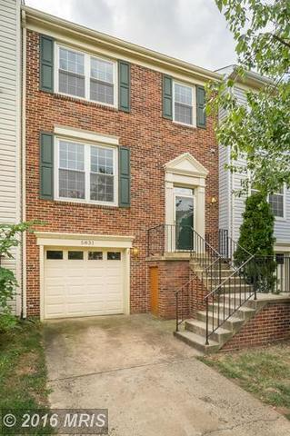 5831 Stream Pond Ct, Centreville, VA 20120