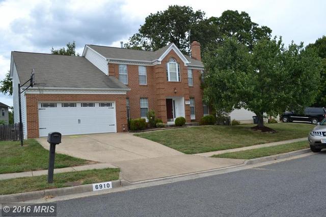 6910 Confederate Ridge Ln, Centreville, VA 20121