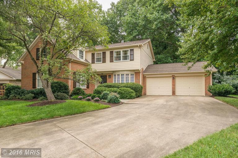 8803 Glade Hill Road, Fairfax, VA 22031