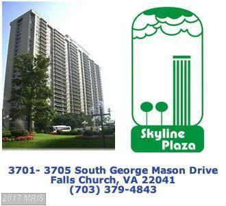 3705 George Mason Dr S #610SFalls Church, VA 22041