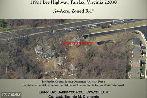 11901 Lee Hwy, Fairfax, VA 22030