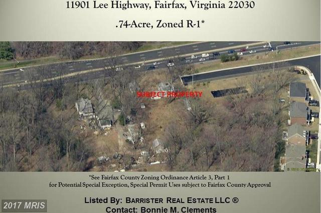 11901 Lee Hwy, Fairfax, VA 22030
