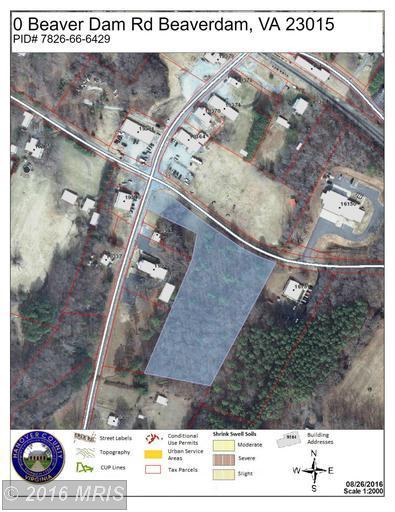 0 Beaver Dam Rd, Beaverdam, VA 23015