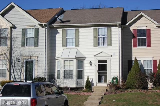 122 Paden Ct, Forest Hill MD 21050