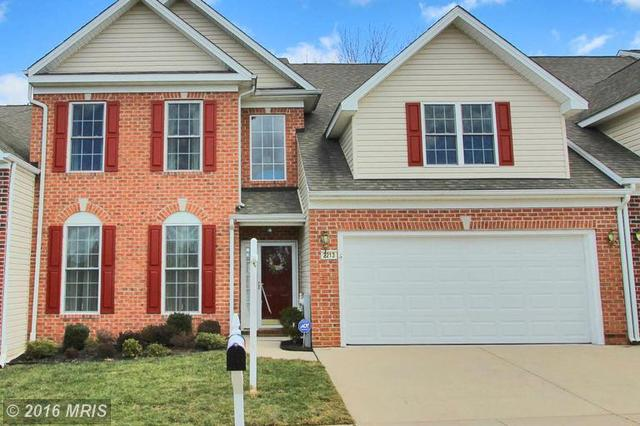 2213 Carya Way, Forest Hill MD 21050
