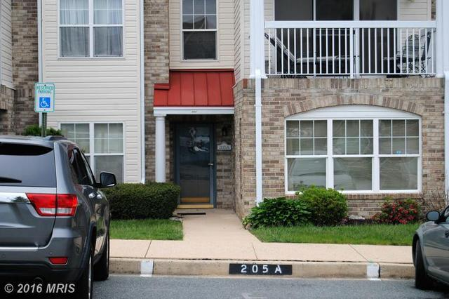 205 Kimary Ct #APT A, Forest Hill MD 21050