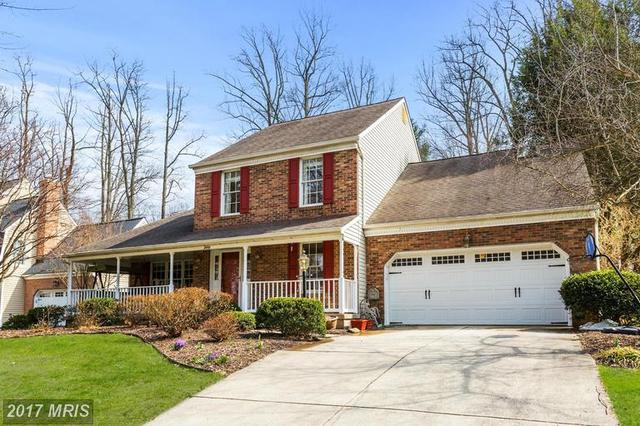 Patuxent chase model home