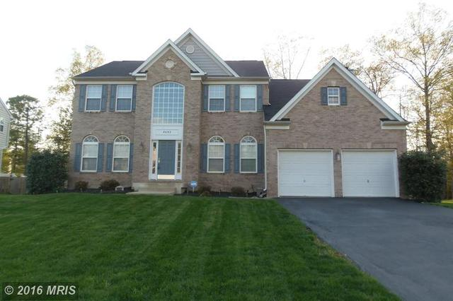 4082 Chatham Dr, King George VA 22485