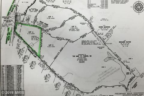 Lot 4 Off Chestnut Hill Loop, King George, VA 22485