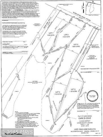 0 Burruss Mill Rd E, Bumpass, VA 23024