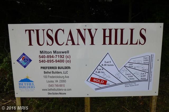 23117 Shannon Hill Road, Mineral, VA 23117