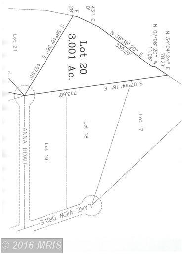 Anna Rd, Louisa, VA 23093