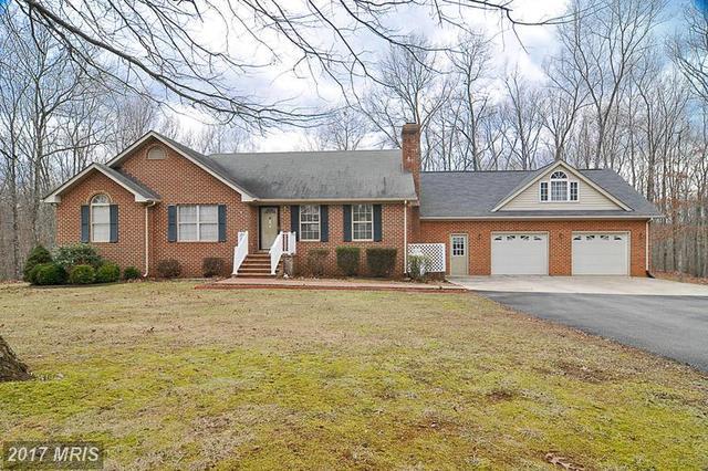 501 Spring Hill Dr, Gordonsville, VA 22942