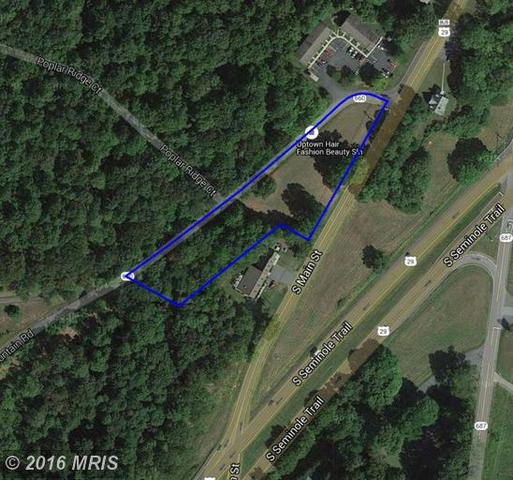 Courthouse Mountain Rd, Madison, VA 22727
