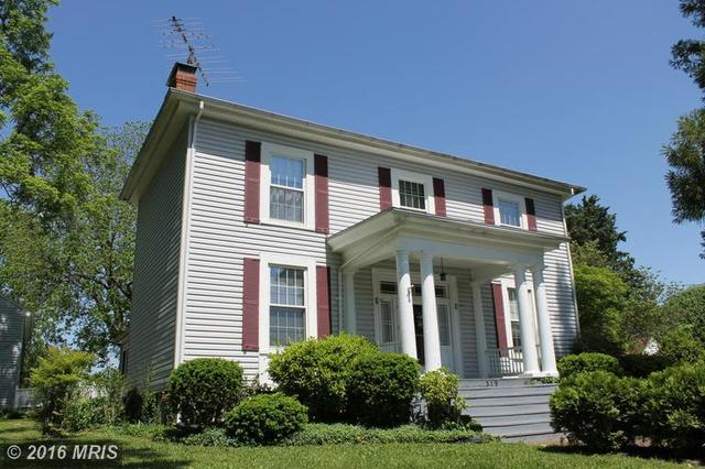 319 Main St N, Madison, VA 22727