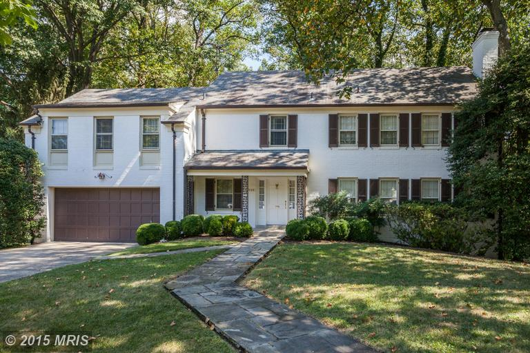 3723 Cardiff Rd, Chevy Chase, MD
