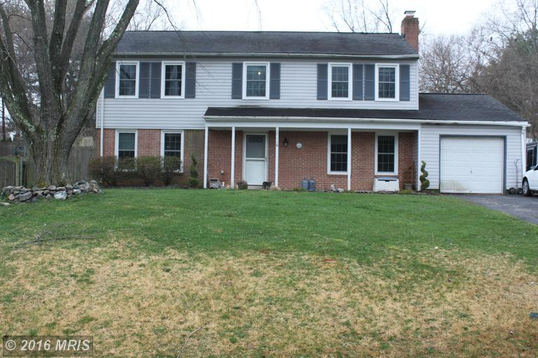 17116 Whites Rd, Poolesville, MD
