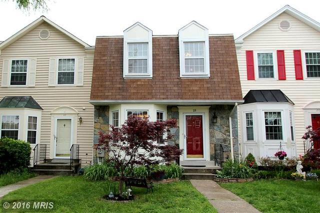 18 Hunters Gate Ct, Silver Spring, MD