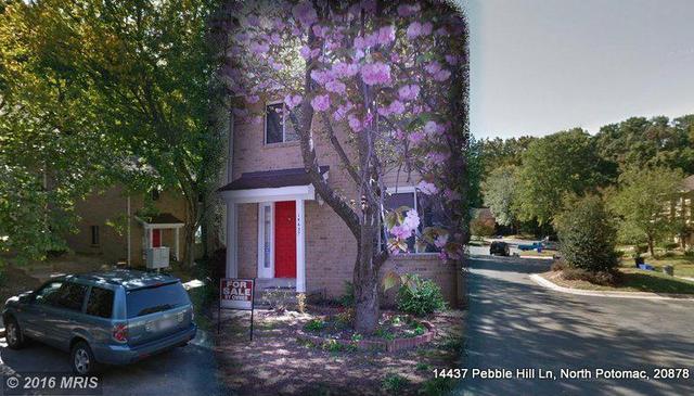 14437 Pebble Hill Ln, Gaithersburg, MD