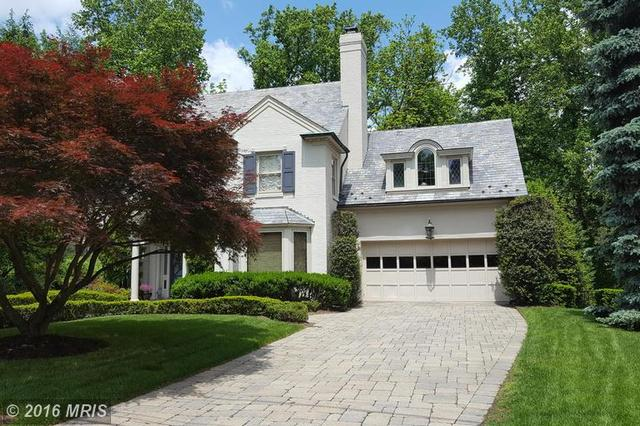 12 Farmington Ct, Chevy Chase, MD