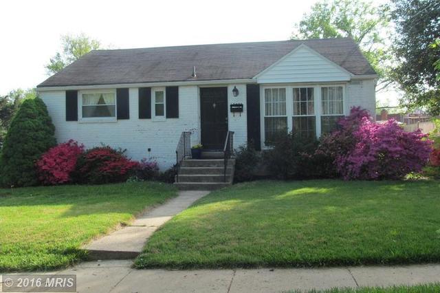 12828 Holdridge Rd, Silver Spring, MD