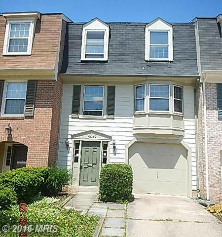 9629 Duffer Way, Montgomery Village, MD