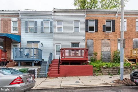 2656 Frederick Ave Baltimore Md 21223 22 Photos Mls