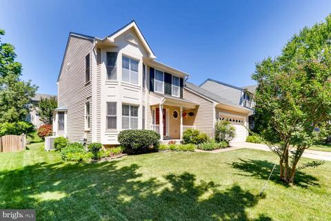 9606 Coronet Ct, Laurel, MD 20723 on