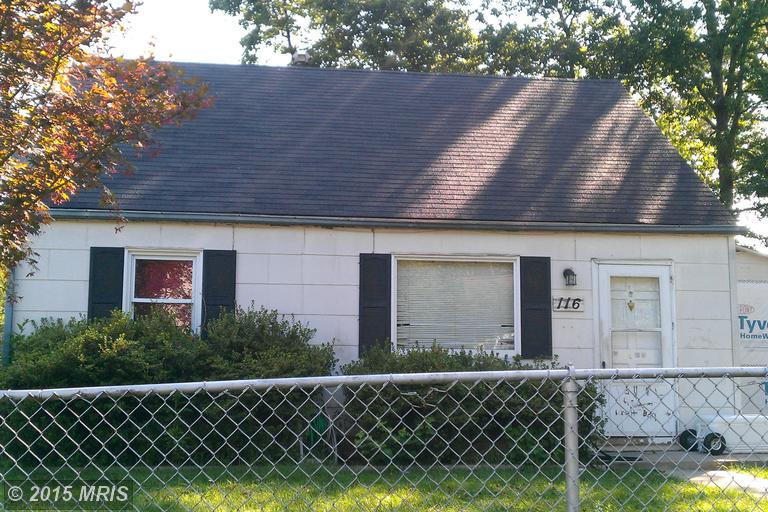 116 Courtney Drive, Manassas Park, VA 20111