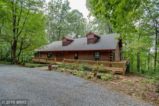 17214 Quarles Mtn Rd, Orange, VA 22960