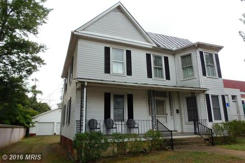 148 Main St W, Orange, VA 22960