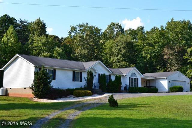 18456 Henderson Ln, Orange, VA 22960