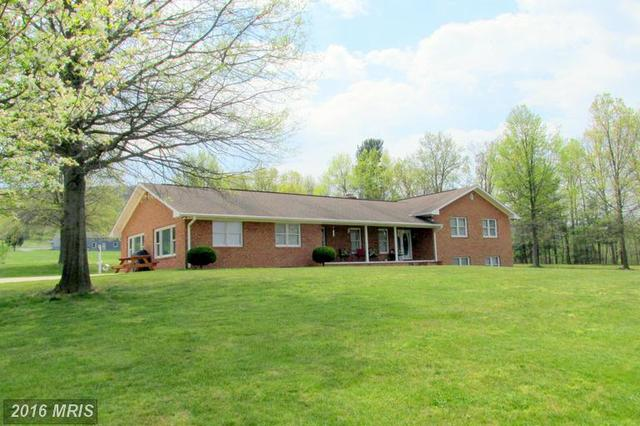 419 Peach Orchard Rd, Luray, VA 22835