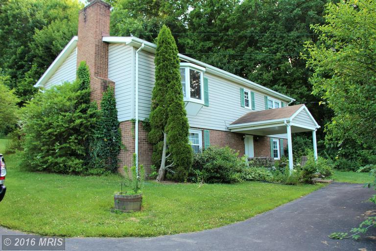 432 Sunnyview Drive, Rileyville, VA 22650