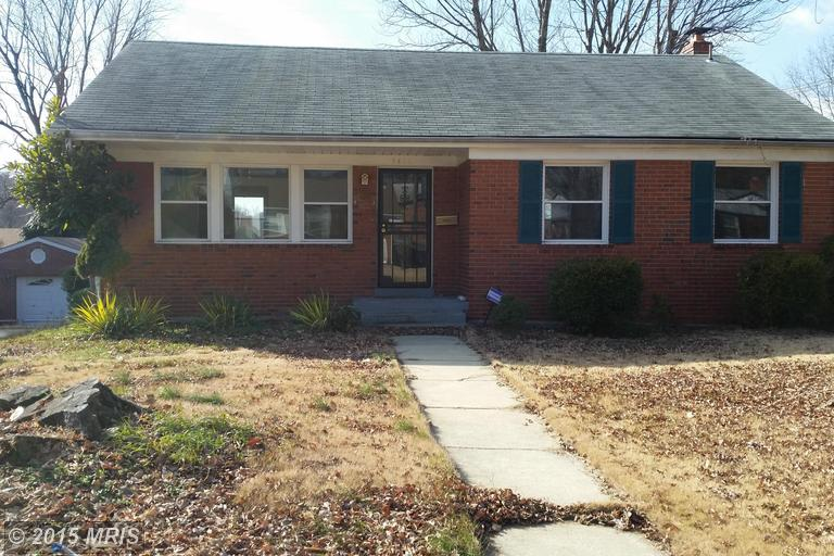 3411 25th Ave, Temple Hills, MD