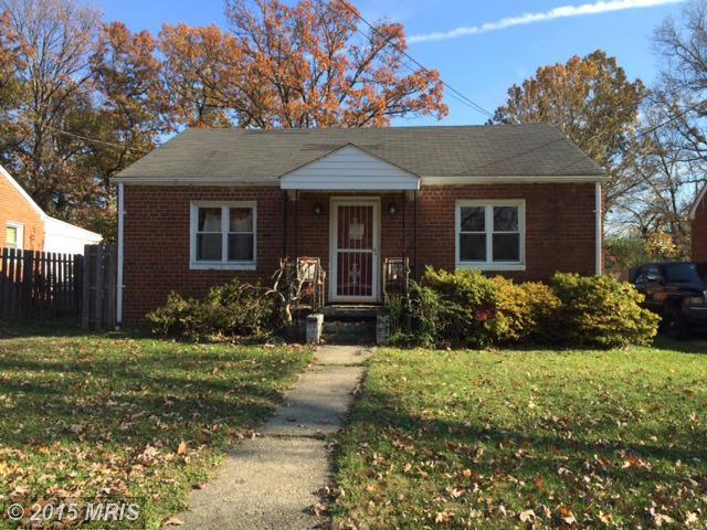 3308 Pinevale Ave, District Heights, MD