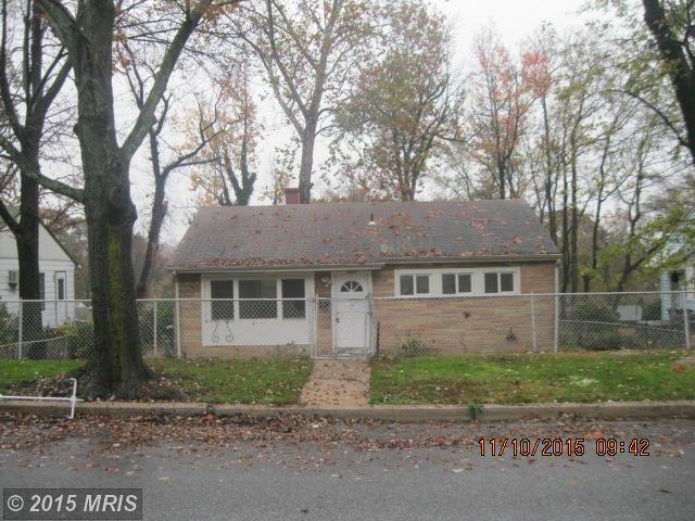 3723 Ingalls Ave, Hyattsville, MD
