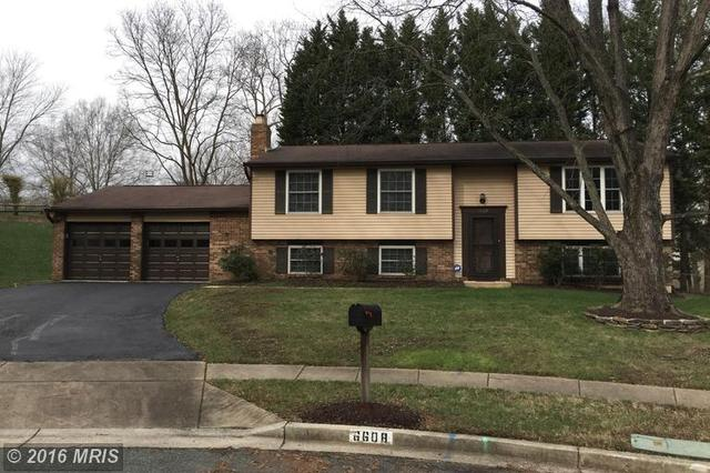 6608 Homestake Dr, Bowie MD 20720
