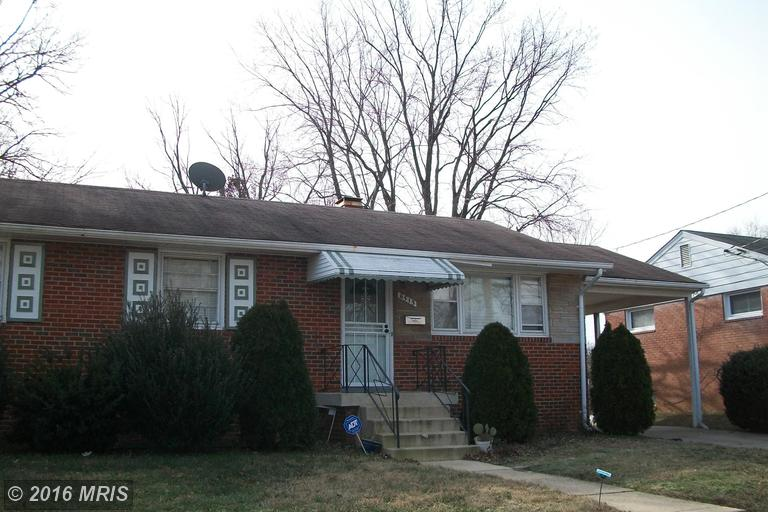 6513 Lacona St, District Heights, MD