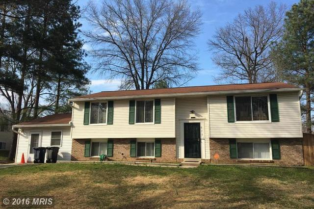 6701 Homestake Dr, Bowie MD 20720