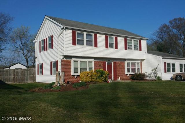 3903 Woodhaven Ln, Bowie MD 20715