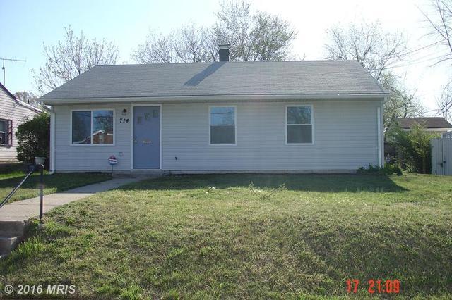 714 Carson Ave, Oxon Hill MD 20745