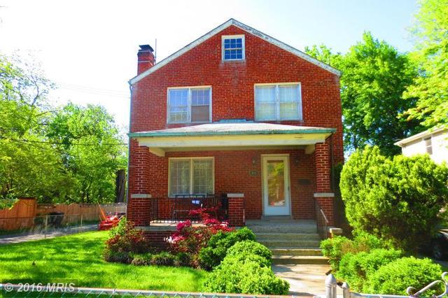 4115 Farragut St, Hyattsville, MD