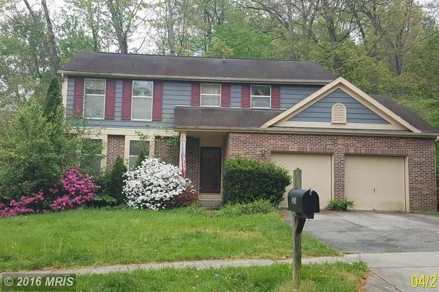 8007 Gold Cup Ln Bowie, MD 20715