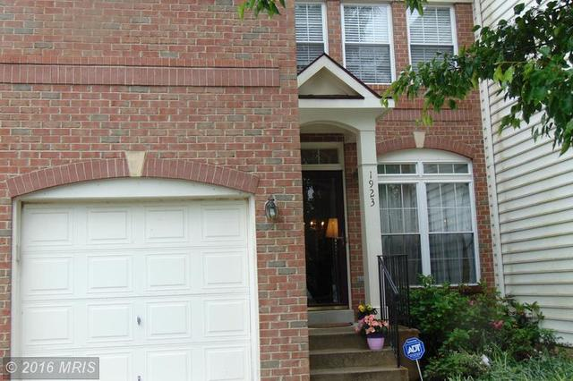1923 Woodshade Ct, Bowie, MD