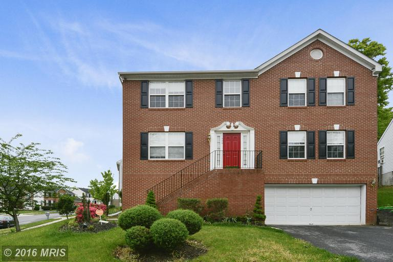 1600 Shady Glen Dr, District Heights MD 20747