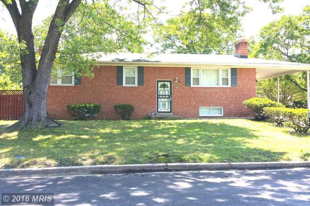 6404 Anderson Dr, Temple Hills, MD