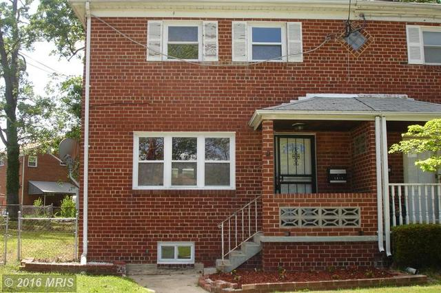 4017 28th Ave, Temple Hills, MD
