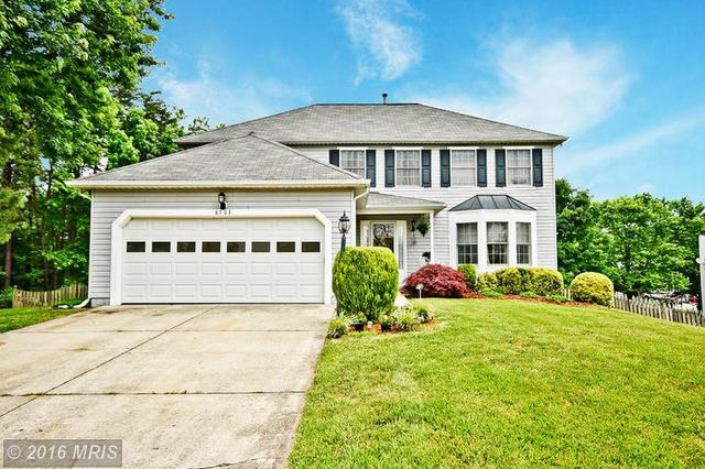 8703 Burns Ct Bowie, MD 20720